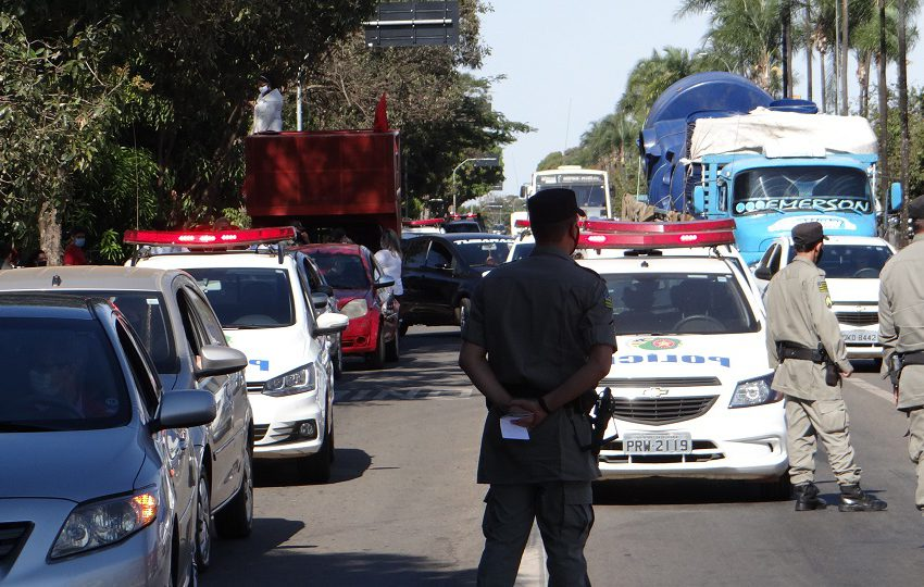 Sindsaúde reitera crítica à tentativa de intimidação a servidores em Anápolis