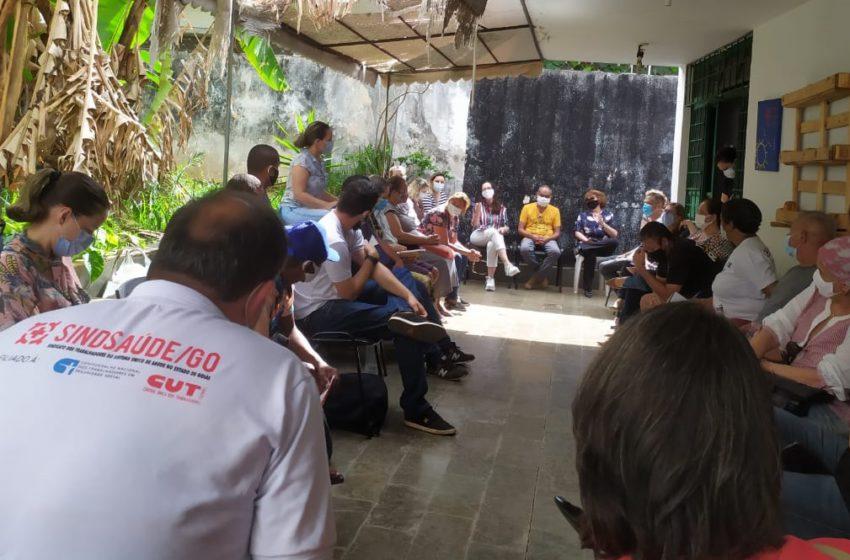 GOIÂNIA: Conselho Municipal de Saúde também sai em defesa do Caps CASA