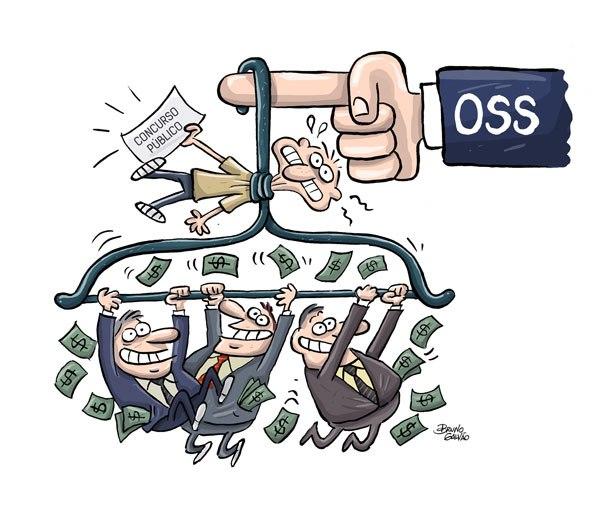 Operação Tolueno – entenda por que o modelo de administração por OS é tão prejudicial à população