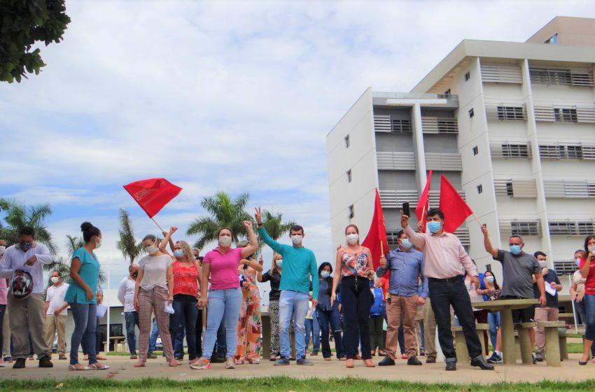 APARECIDA: servidores da saúde agendam mobilização para o dia 9 na Câmara Municipal