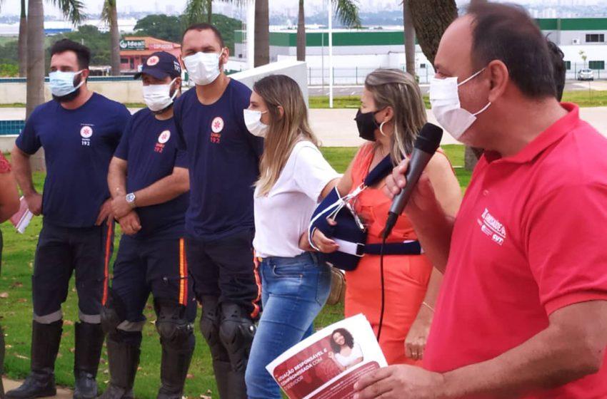Servidores da saúde de Aparecida de Goiânia intensificam ações por seus direitos