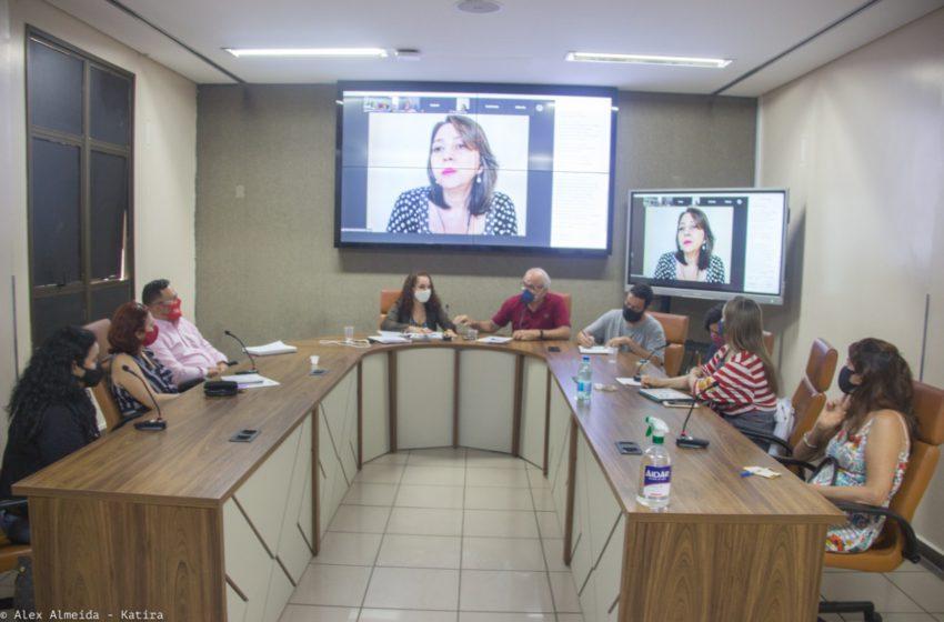 Sindsaúde discute saúde mental na Câmara Municipal de Goiânia
