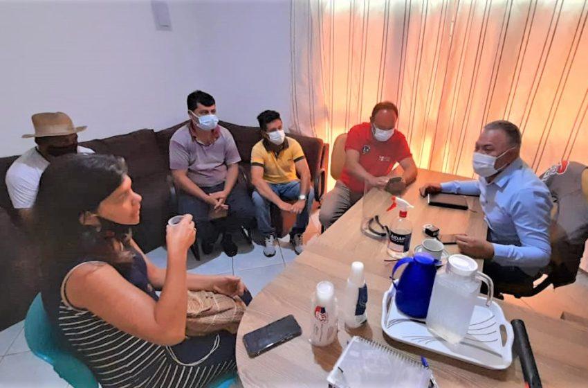 Sindsaúde busca parceria em defesa dos trabalhadores de Aparecida de Goiânia