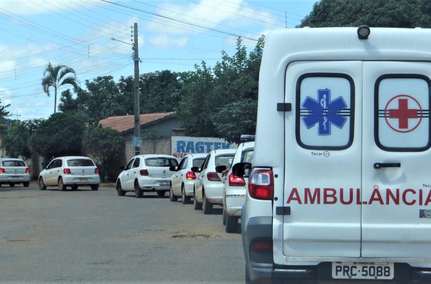 Com carreata, prefeitura de Aragoiânia alerta população sobre novas medidas contra a covid-19