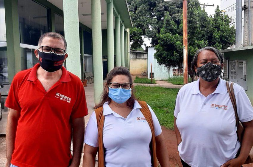 Goiânia: unidades de saúde estão carentes de insumos e profissionais