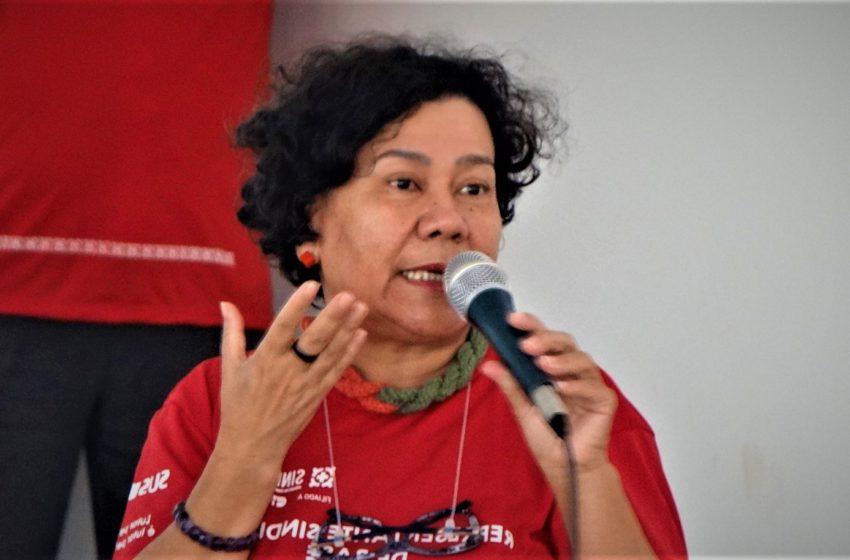 Diretora do Sindsaúde toma posse como coordenadora política do Dieese-GO