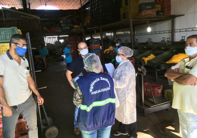 VITÓRIA: Trabalhadores da Vigilância Sanitária serão vacinados em Goiânia