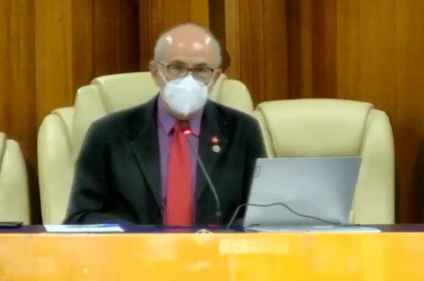 Secretário de Saúde de Goiânia apoia o retorno do auxílio-alimentação para agentes readaptados