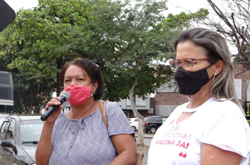 Ao contrário do que alegou a Prefeitura de Aparecida, manifestação dos trabalhadores da saúde não comprometeu atendimento