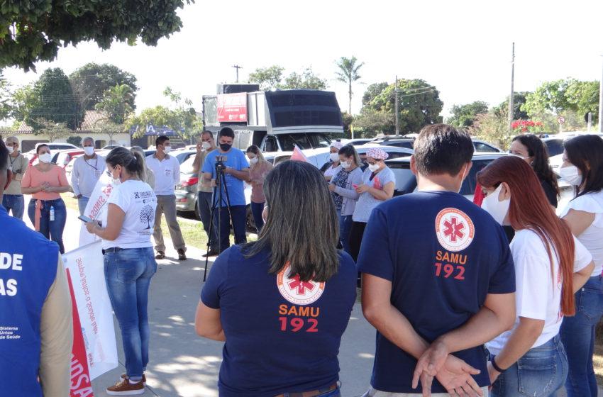 Servidores da saúde de Aparecida de Goiânia vão realizar assembleia com indicativo de greve no dia 8