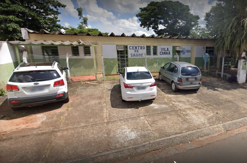 Rachaduras, falta de insumos e até de álcool preocupam servidores do centro de saúde da Vila Canaã