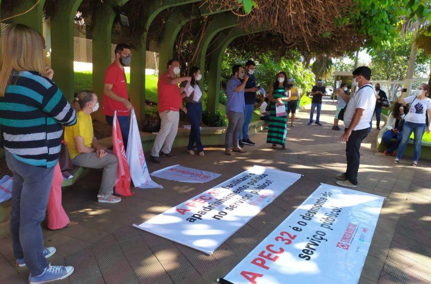 Servidores de Goiânia marcam nova assembleia em frente à prefeitura no dia 16