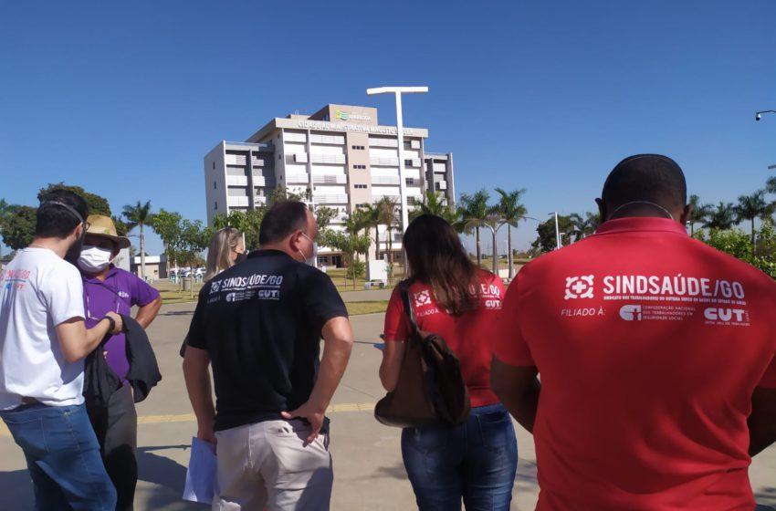 Prefeitura de Aparecida sinaliza pagamento do piso dos agentes e das progressões