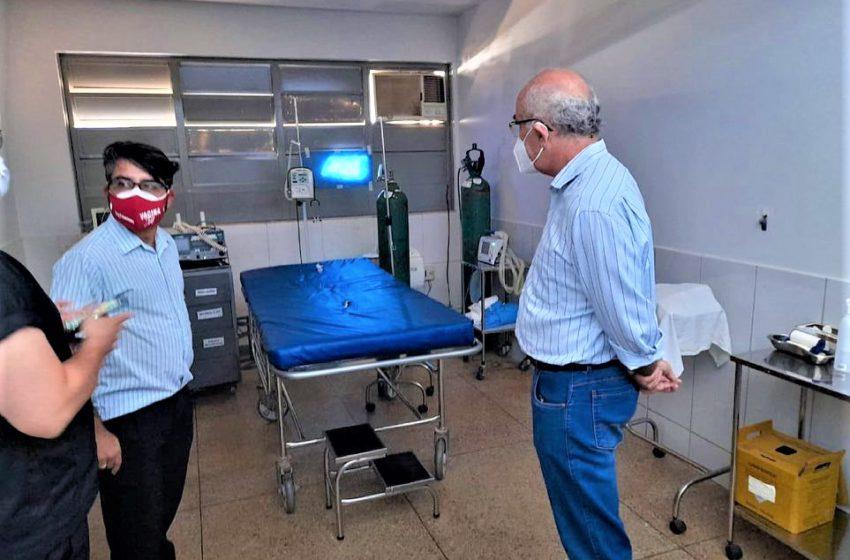 Comissão relata piora nas unidades de saúde com terceirização do Almoxarifado Central