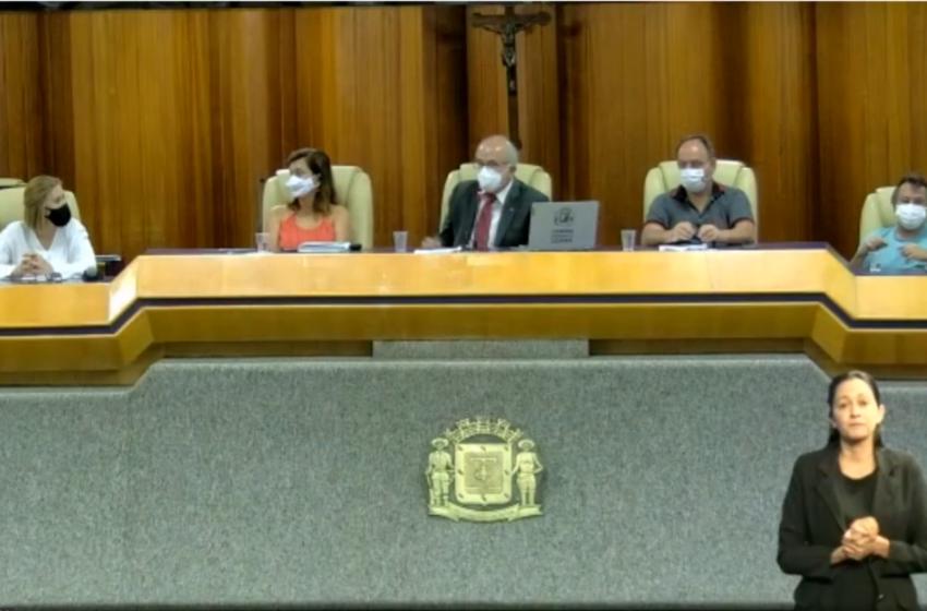 Sindsaúde participa de audiência pública para discutir situação dos servidores de Goiânia