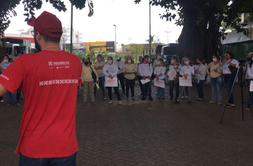 ACE e ACS de Anápolis reivindicam melhores condições de trabalho e marcam manifestação para o dia 29