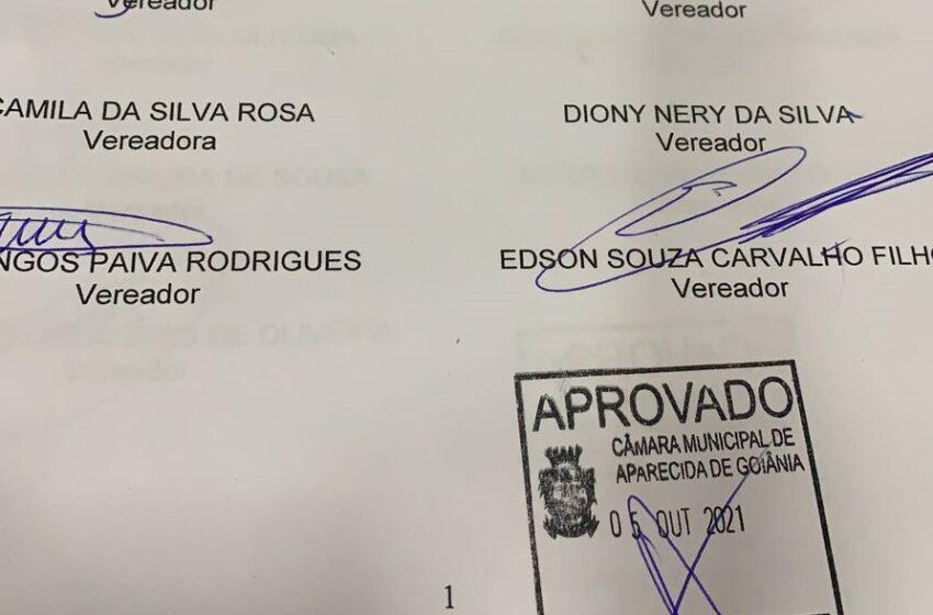 Aprovada na Câmara Municipal a concessão da progressão de carreira da Saúde de Aparecida de Goiânia
